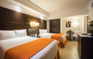 Deluxe Doble Hotel City House Soloy & Casino